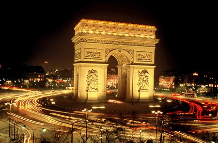 arc de triomphe (pressefoto)
