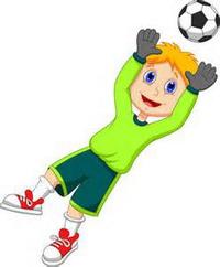 Fußball-torwart